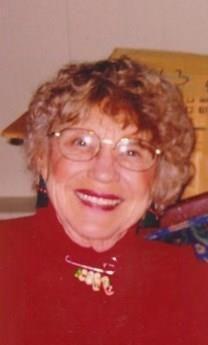 Joan Greene Craven obituary photo