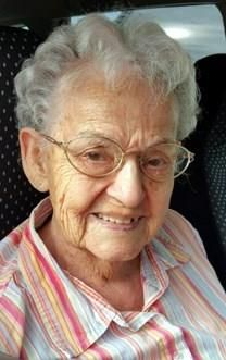 Bessie Lucille Morrow obituary photo