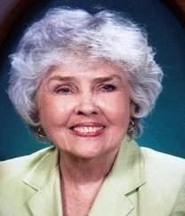 Geneva Lavern Moss obituary photo