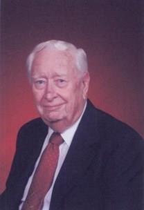 Arthur Burr obituary photo