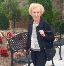 Georgia Joyce Shelor obituary photo