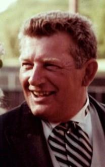 Bert Hamilton Wiley obituary photo