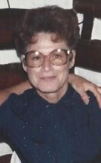Betty Wallis Gathercole obituary photo