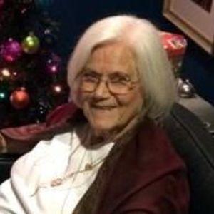 Doris Irene Bethel