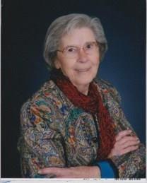 Verena Griffin Ellis obituary photo