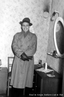 Clifford Paul Hatton obituary photo