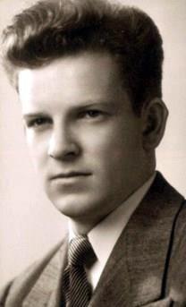 John Thomas Hewitt obituary photo
