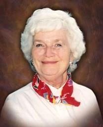 Virginia Stenson Peek obituary photo