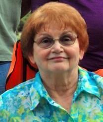 Carol L. Journey obituary photo