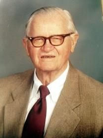 Forest G. Hill obituary photo