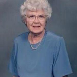 Ruth Evelyn Thompson