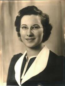 Elizabeth Mary Hegedus obituary photo