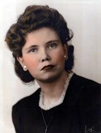 Catherine Mary Rowella obituary photo