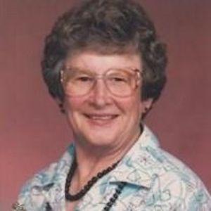 Mary Ann Frances Caldwell