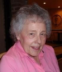 Marjorie June Zeiler obituary photo