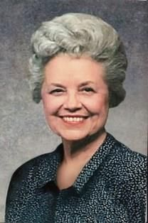 Marietta Snow obituary photo