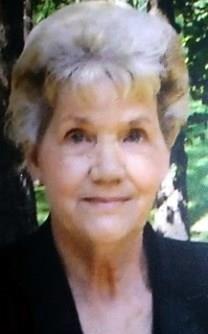 Annie Rebecca Bitner obituary photo