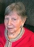 Dorothy Evelyn McRae obituary photo