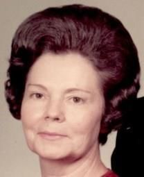 Virgie M. Vinson obituary photo