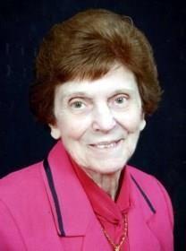 Theresa Beaulieu Dub� obituary photo