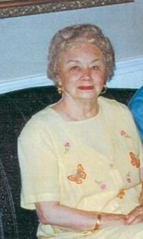 Virginia Sue Knight obituary photo