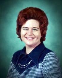 Betty Lou Braun obituary photo