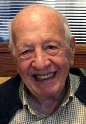 Eugene Negri obituary photo