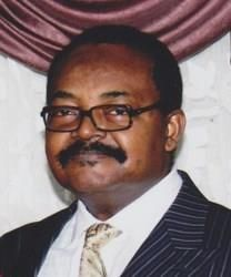 Ifeanyi Benjamin Anigbo obituary photo
