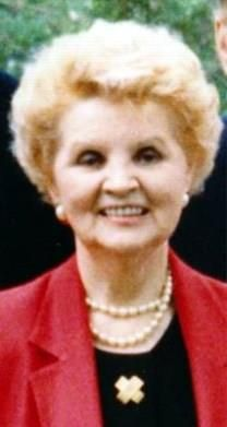 Margaret M. Bennett obituary photo