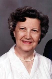 Mary V. Eagan obituary photo