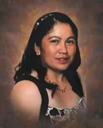 Marygrace Cachola obituary photo