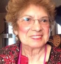 Alice Lourdes Teixeira Carvalho obituary photo