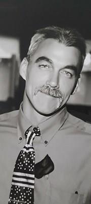 Ivan Richard Flowers obituary photo