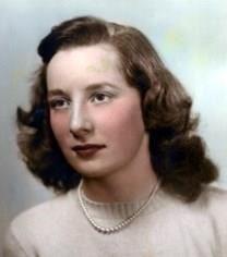 Barbara L. Bransfield obituary photo