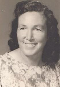 Vera L. Skyles obituary photo