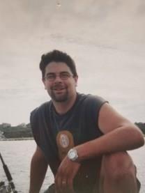 Michael Sean Calvin obituary photo