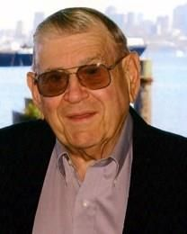 Fremont O. Burrows obituary photo