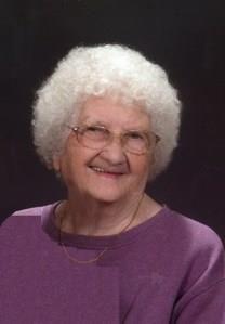 Evelyn June Wortman obituary photo