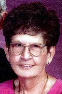 Mary Martha Deain obituary photo
