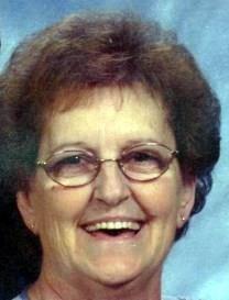 Mary Hazel Gilbert obituary photo