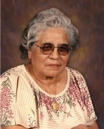 Santiaga Garcia obituary photo