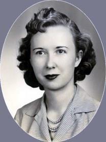 Shirley Willoughby Canham obituary photo
