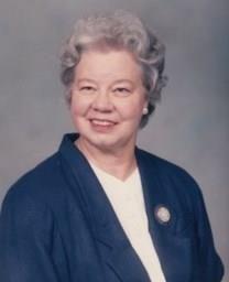Ruth Miesse Kirk obituary photo