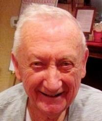 James Herbert Swann obituary photo