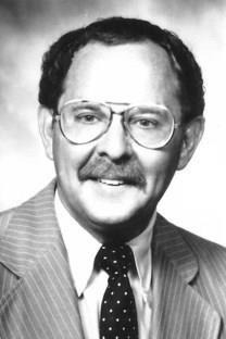 John Robert Dedden obituary photo