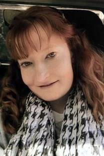 Ginger Helena Adcock obituary photo