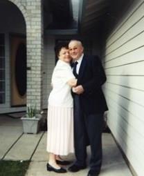 Zona Wisteria Woods obituary photo