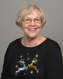 Carla Hartmann obituary photo