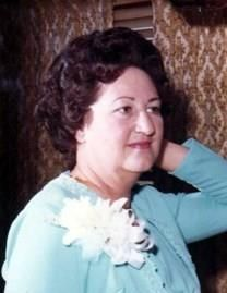 Jeannette LaCour St. Clair obituary photo