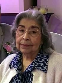 Auxilia Maria Guerra obituary photo